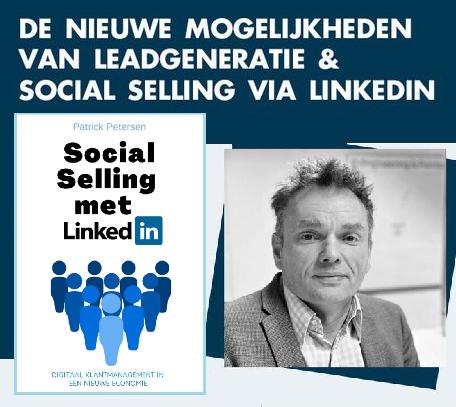 Social Selling met LinkedIn bestseller boek